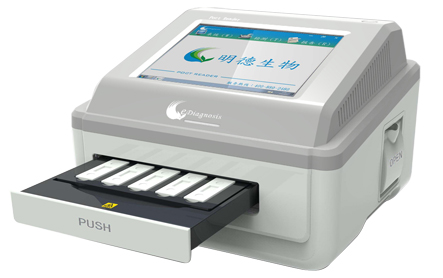 Multi Marker Point Of Care Analyzer