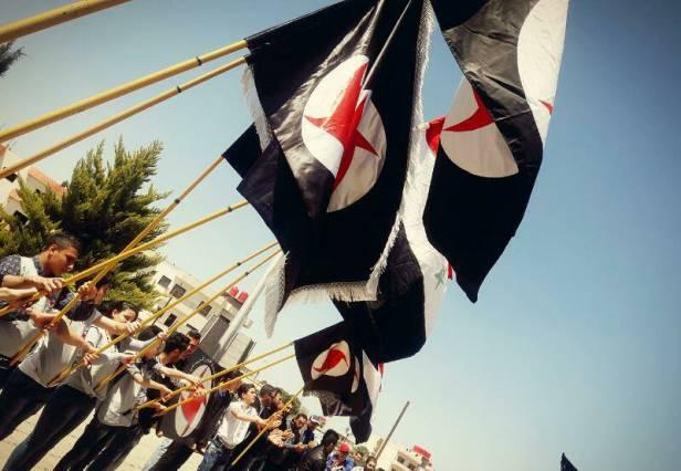 """الحزب السوري القومي الاجتماعي ينفي""""انسحاب"""" مرشحي الحزب في محافظة السويداء."""