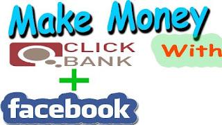 Facebook-twitter-clickbank-earning