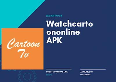 WatchCartoonOnline Apk for Android (Best cartoon app)