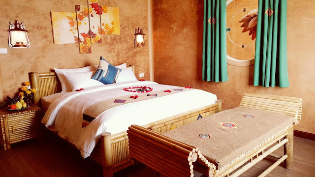 sapa clay hotel- room