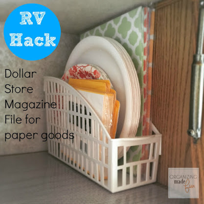 RV Organizing Hacks