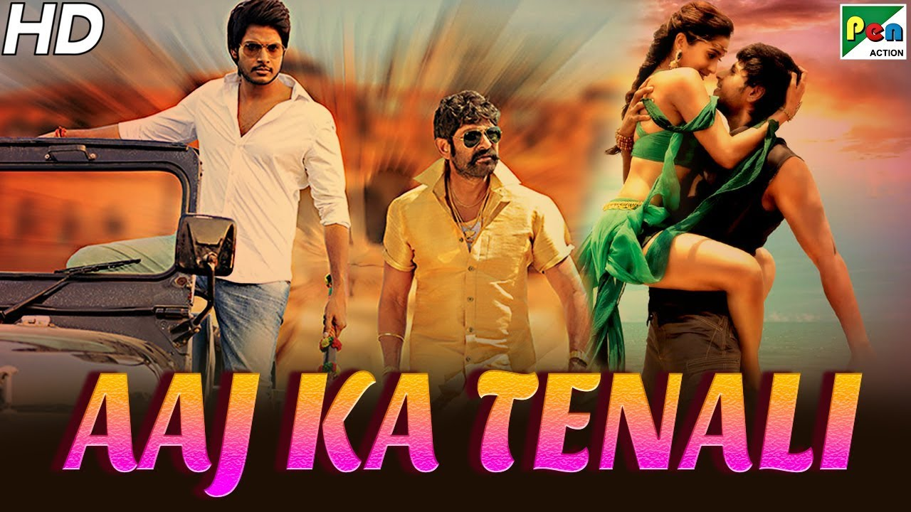 Aaj Ka Tenali (2019) Hindi Dubbed 720p HDRip 450MB