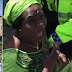 'I was trying to brake!' Woman is arrested 'after ploughing her car into families gathering for Eid prayers near Newcastle mosque', leaving two children in intensive care