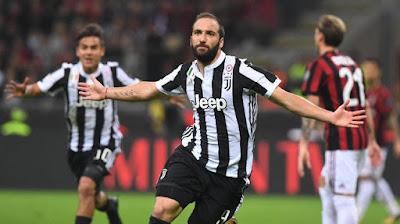 Milan Dapatkan Striker Juventus
