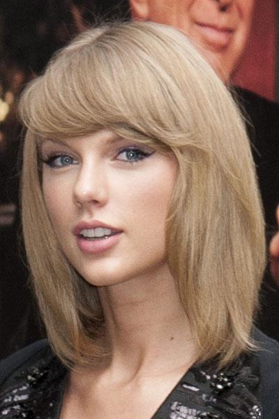 Frangipani Goddess Top 10 Taylor Swift Hairstyles