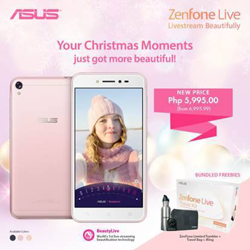 ASUS PH is feeling extra generous this Holiday Season amongst toll cuts for 3 of their sec Three ASUS Phones are On SALE For The Holidays!