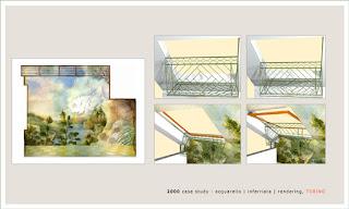 Mirna Radovanovic, pittura, design, rendering