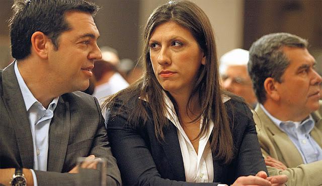 Κωνσταντοπούλου: Μαριονέτα των δανειστών και συνταγματάρχης του πραξικοπήματος ο Τσίπρας!