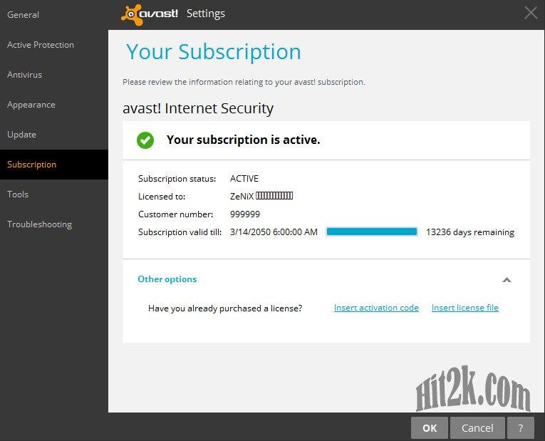 Avast! Free Antivirus 2014