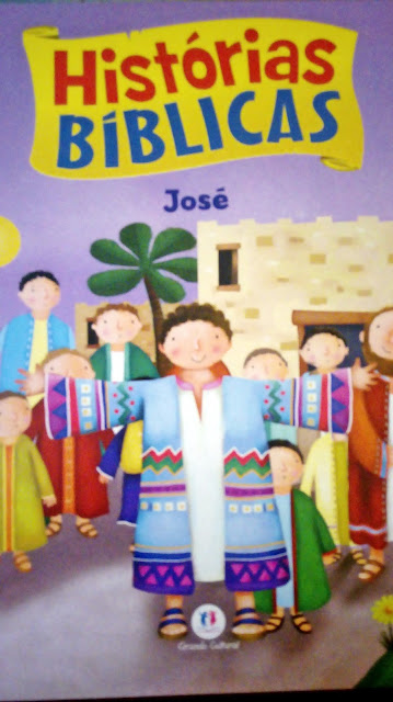 Achegue-se! Dicas para presentear - Histórias bíblicas - José