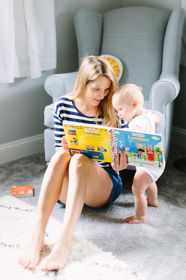 baby's favorite books - Hello! London