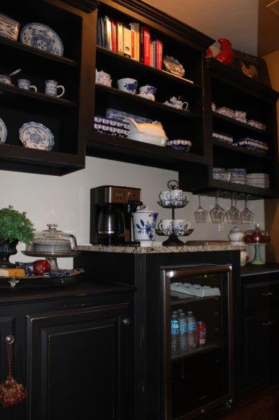 French Country Butler's Pantry