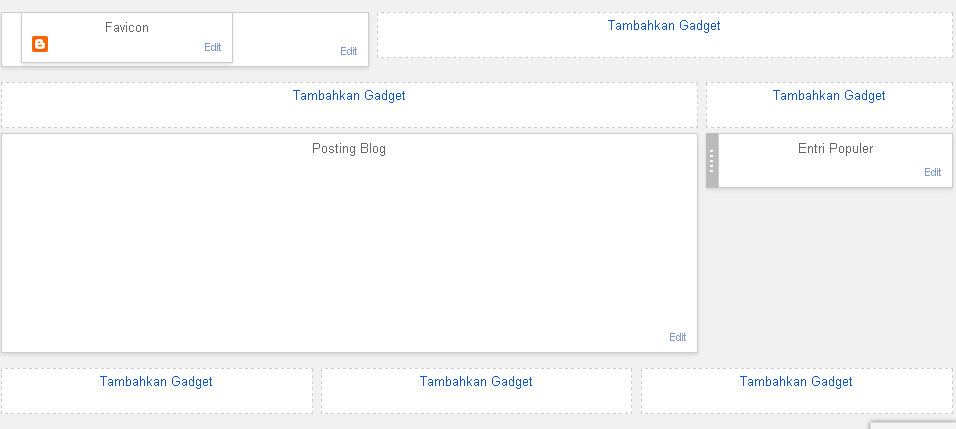 Template Ahmad Suyadi Blogger Template