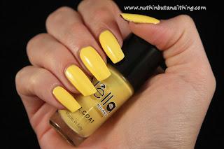 Nella Milano sunny yellow