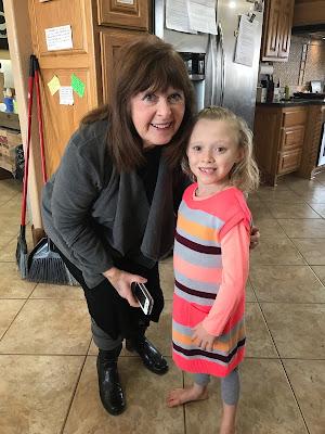 Grandma Duggar and Josie Duggar