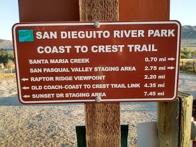San Dieguito River Park: Coast to Crest Trail