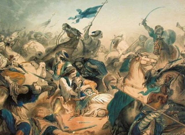 12 Μαϊου 1821: Η μάχη στο Βαλτέτσι
