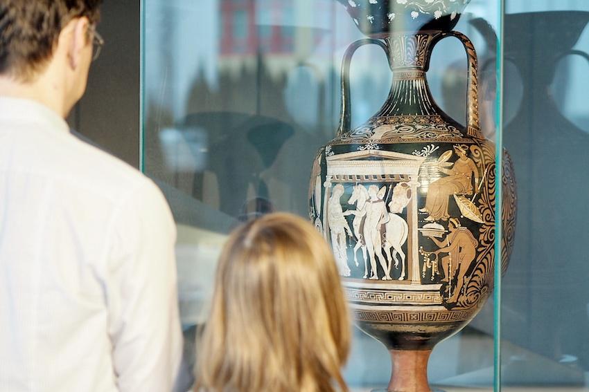 Paneum Vase