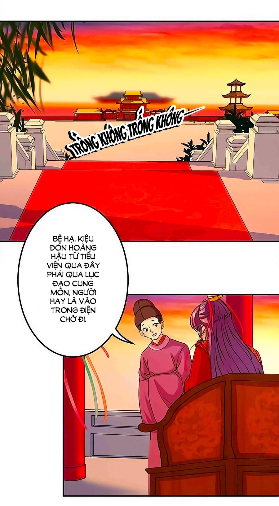 Vương Gia ! Ngươi Thật Bỉ Ổi ! Chap 343 Tiếng Việt