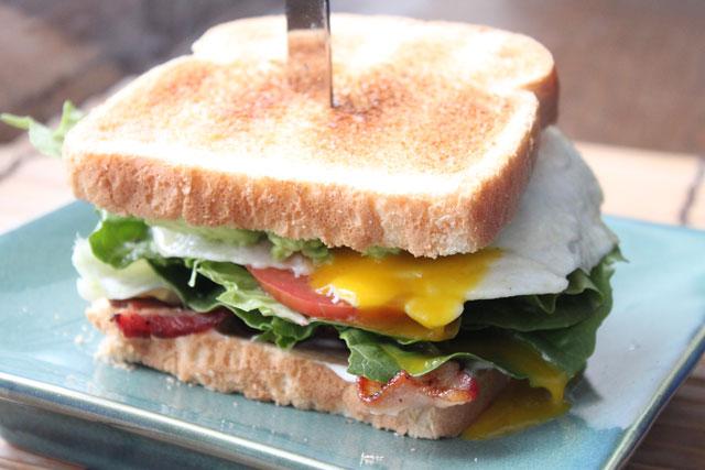 Breakfast BLT Recipe