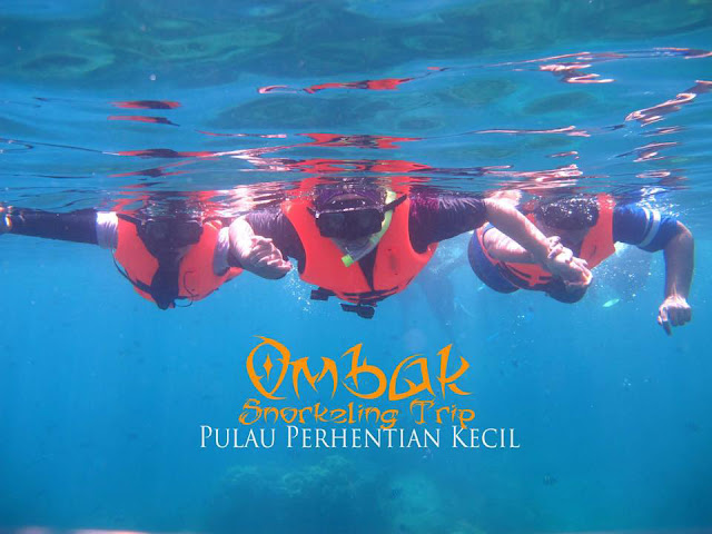 Ombak Resort Pulau Perhentian Kecil 2018 Snorkeling Team