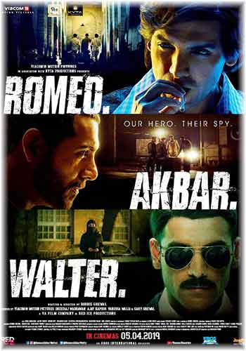 Romeo Akbar Walter 2019 HDRip