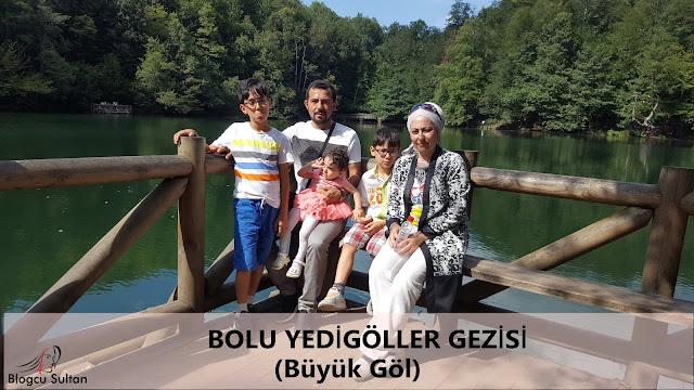 BOLU YEDİ GÖLLER GEZİSİ