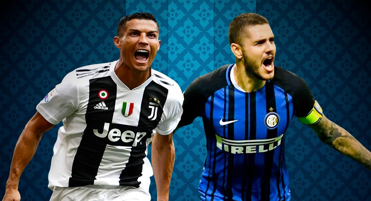 Rojadirecta Juventus-Inter Streaming iPhone Android YouTube Facebook Sky DAZN, dove vederla Gratis Oggi 7 dicembre 2018.