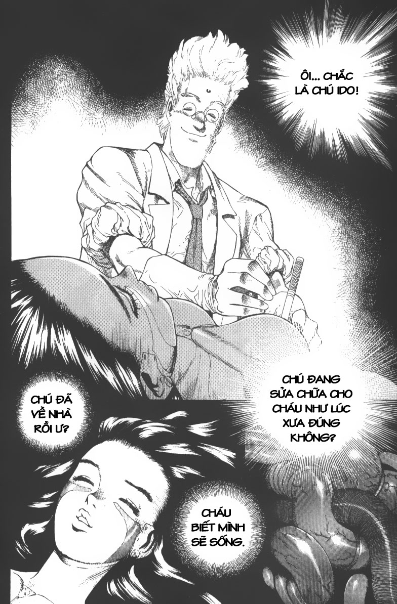 Battle Angel Alita chapter 38 trang 39