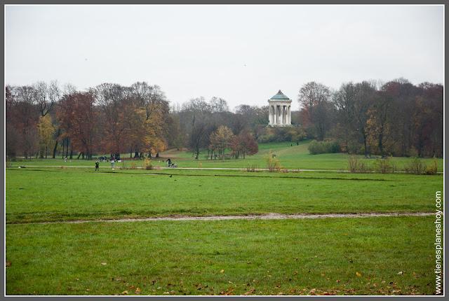 Englischer Garten Munich (Alemania)
