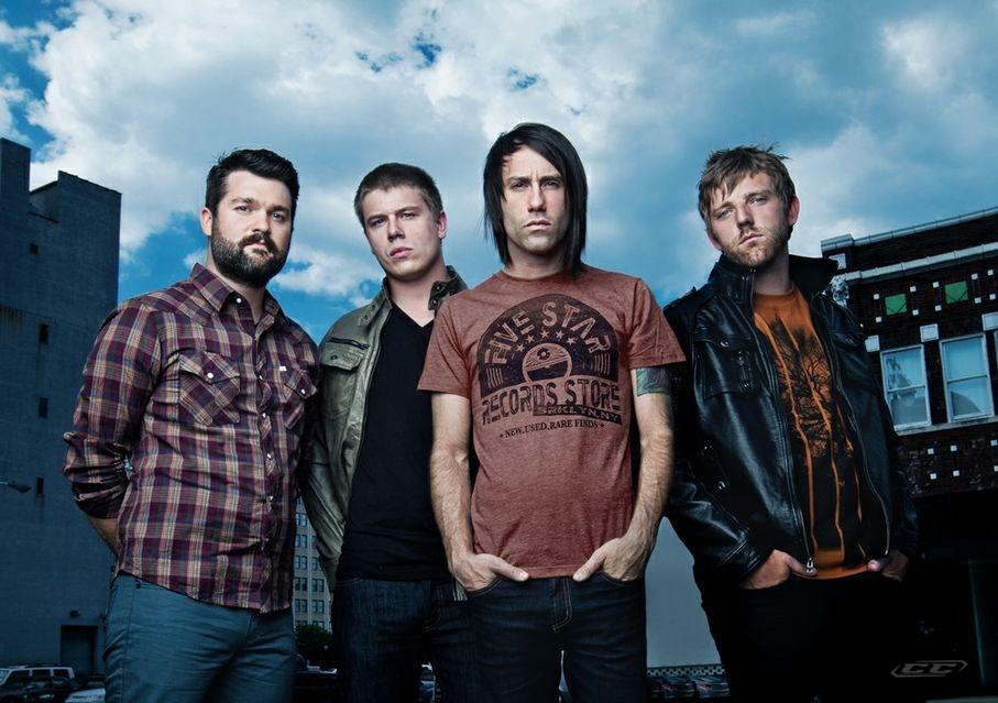 Disciple - O God Save Us All 2012 Band Members