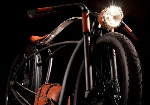 Tinuku Avionics V1 e-bike retro-electric classic design
