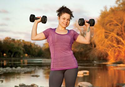 Weight Loss Success Stories : Krystal Sanders