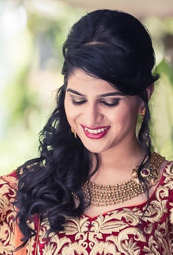 Stylish Indian Bridal Hairstyles That Perfect For Wedding