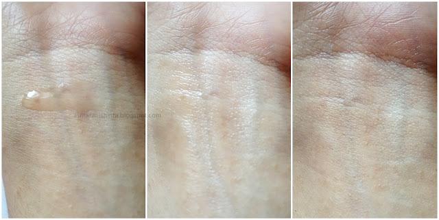review cosrx centella blemish ampule