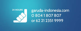 Call Center Garuda Indonesia