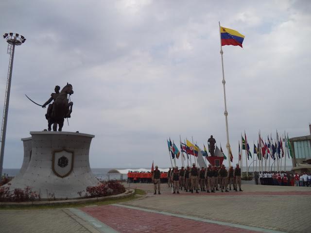 Venezuela | NA PRAÇA DE LA GUAIRA