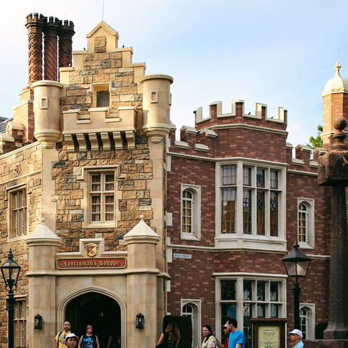 United Kingdom Pavilion Epcot