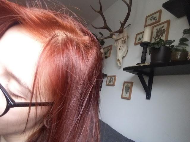 farbowanie włosów henna