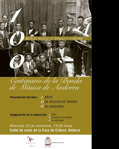 Centenario de la Banda de Música Santa Cecilia