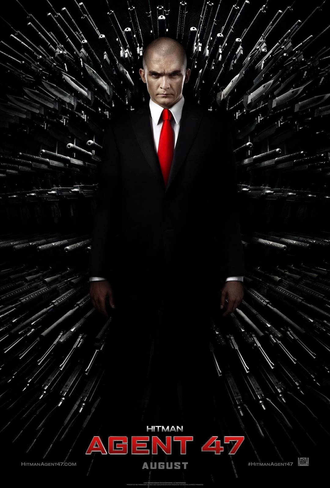 Alice Reeds Review Hitman Agent 47 Movie 2015