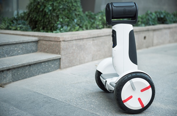 Segway launches first robot named Loomo