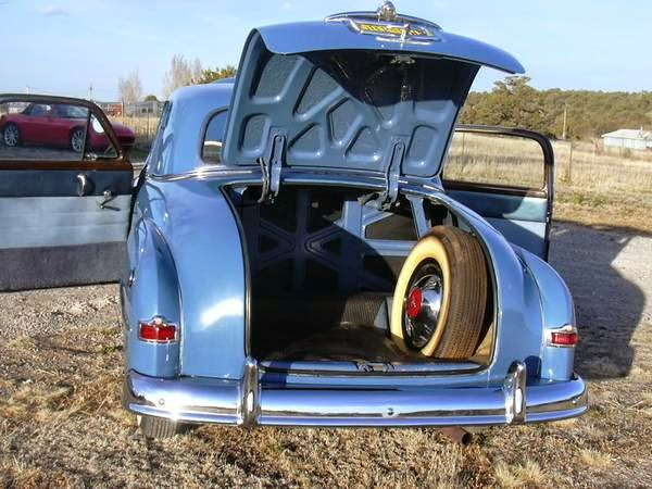 1950 Plymouth Business Coupe   Auto Restorationice