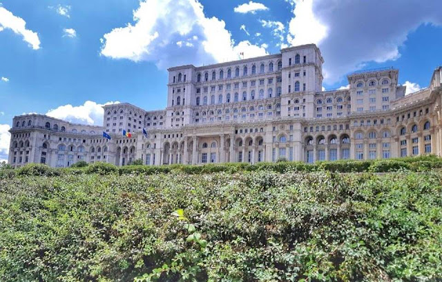 Parlamento Romeno Bucareste