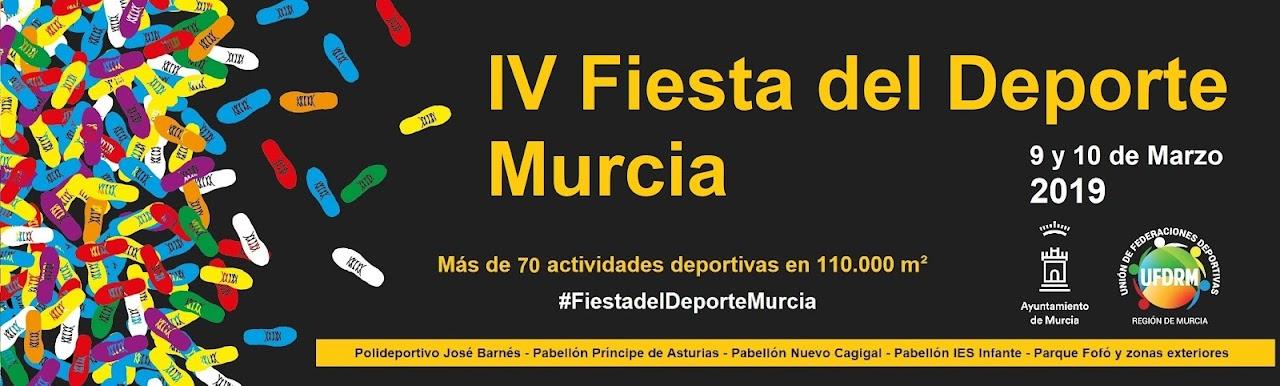 Fiesta del Deporte Murcia