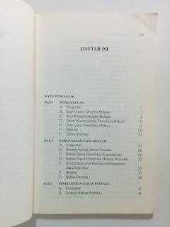 Penelitian Hukum Normatif