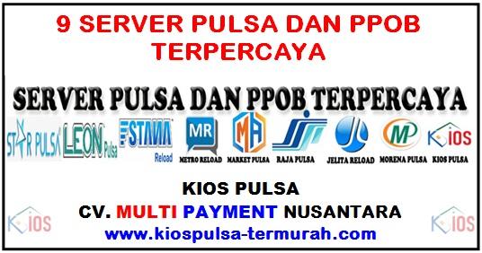 Server Pulsa dan PPOB Amanah dan Terpercaya