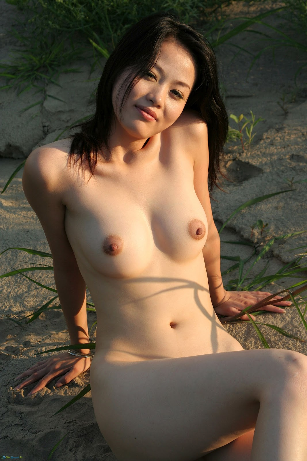 Chinese Body Art Model Tang Fang  China Pictures -6202