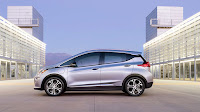 2017 Chevrolet Bolt (Credit: cleantechnica.com) Click to Enlarge.